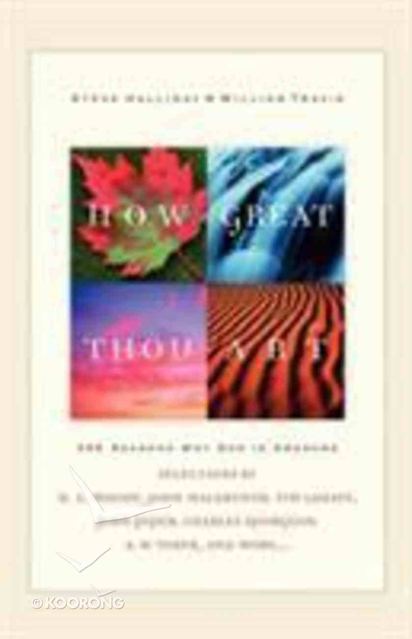 How Great Thou Art Paperback