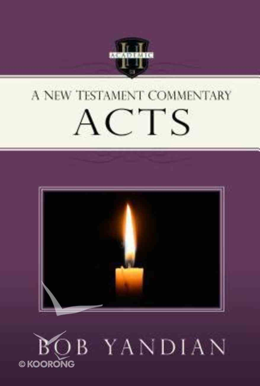 Ntc: Acts Paperback