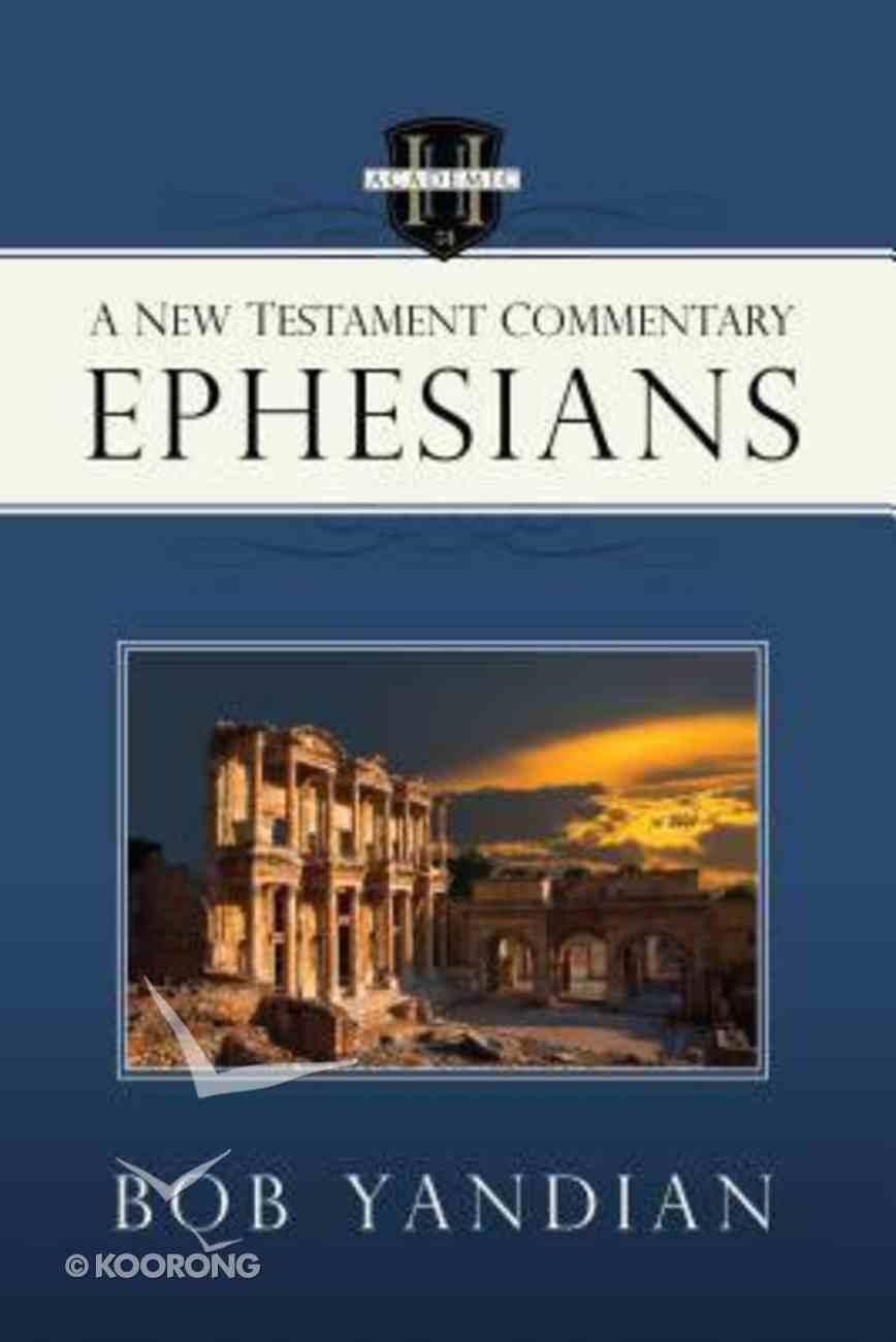 Ntc: Ephesians Paperback
