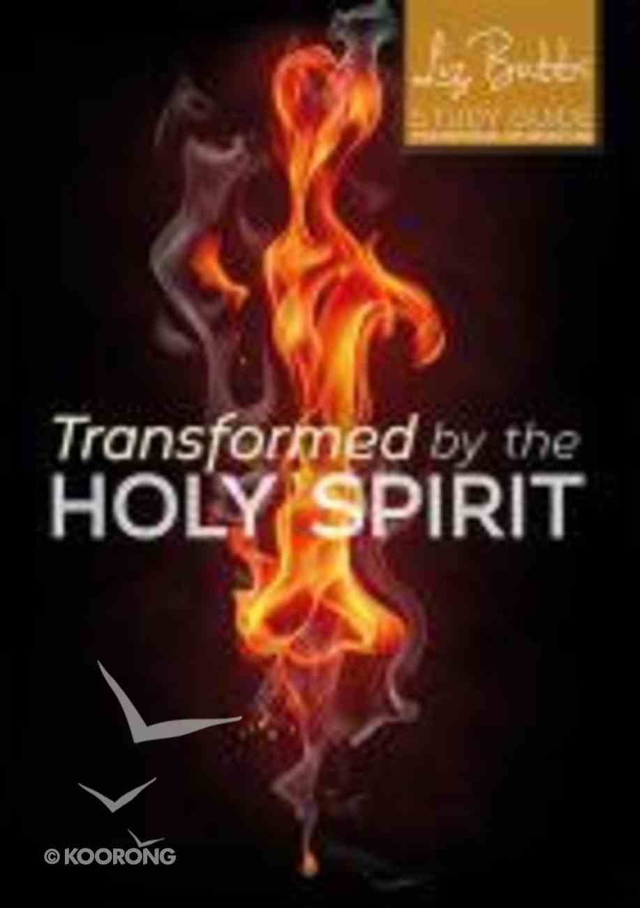 Transformed By the Holy Spirit Paperback