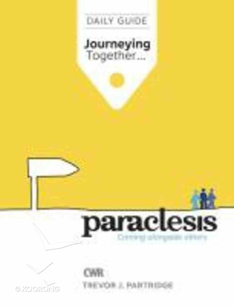 Paraclesis: Journeying Together Spiral