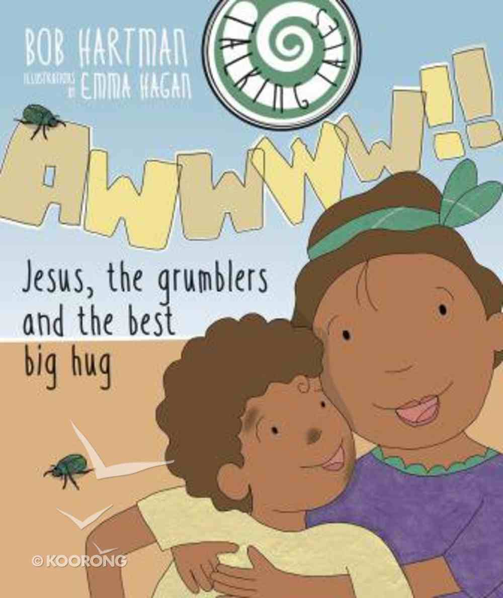 Wowww!!: Jairus, the Daughter and the Wonderful Waking Up (Talking Tales Series) Paperback