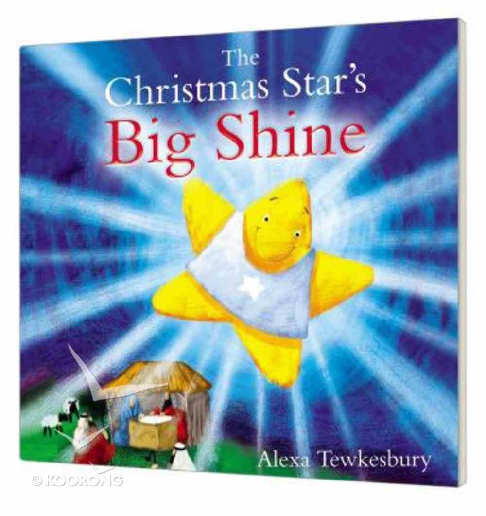 Christmas Star's Big Shine Mini Book Paperback