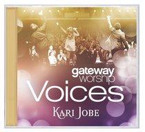 Album Image for Gateway Worship Voices - Kari Jobe (Cd/dvd) - DISC 1