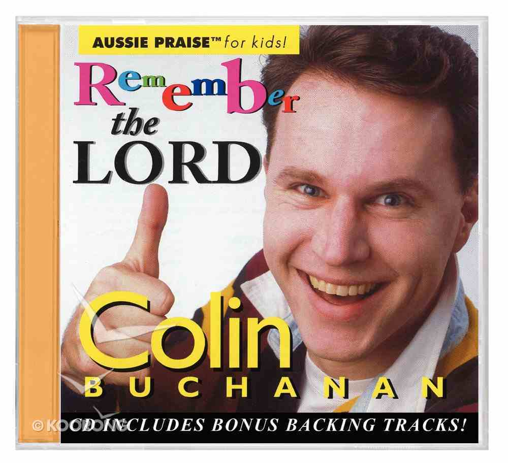 Remember the Lord Enhanced CD CD
