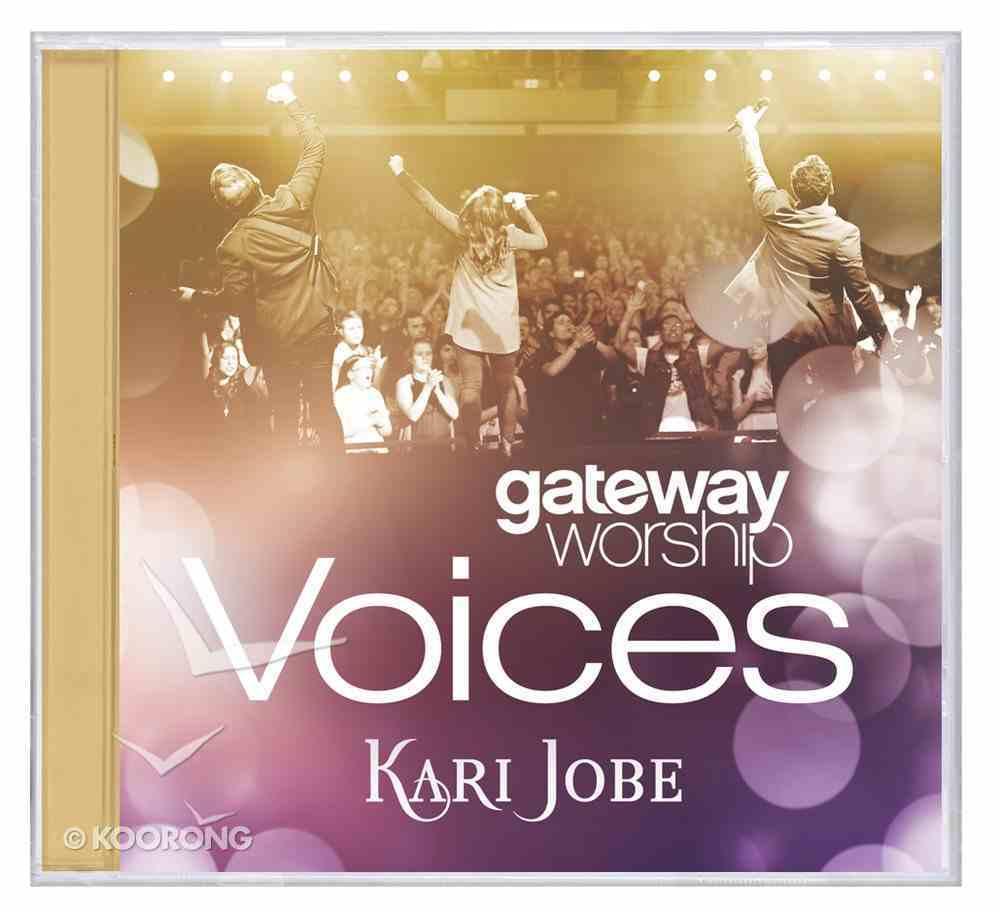 Gateway Worship Voices - Kari Jobe (Cd/dvd) CD
