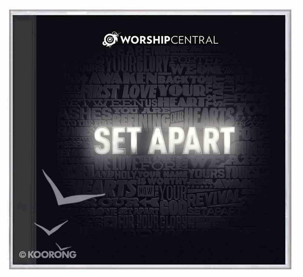 Worship Central: Set Apart CD