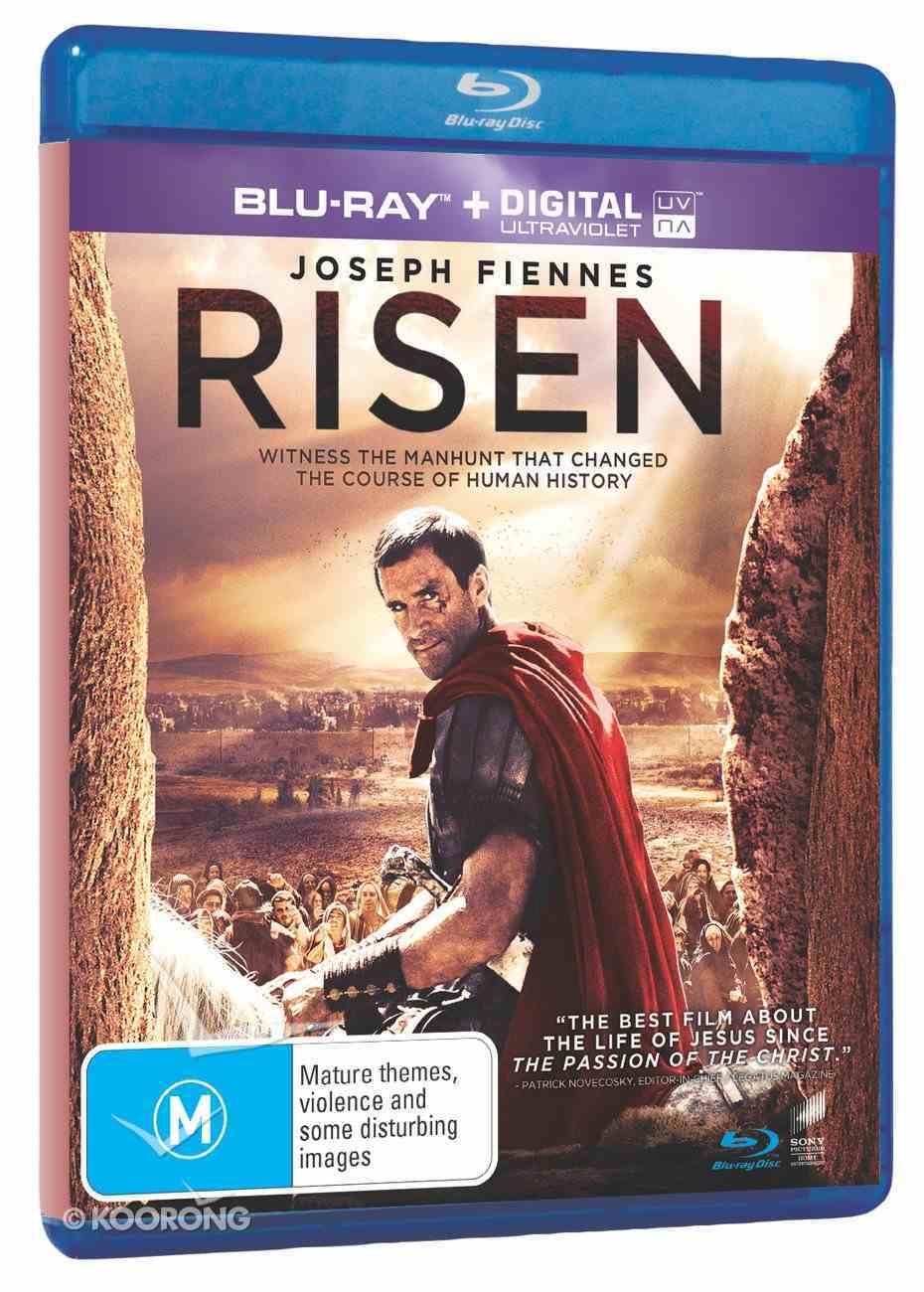 Risen Movie (Blu-ray) Blu-ray Disc