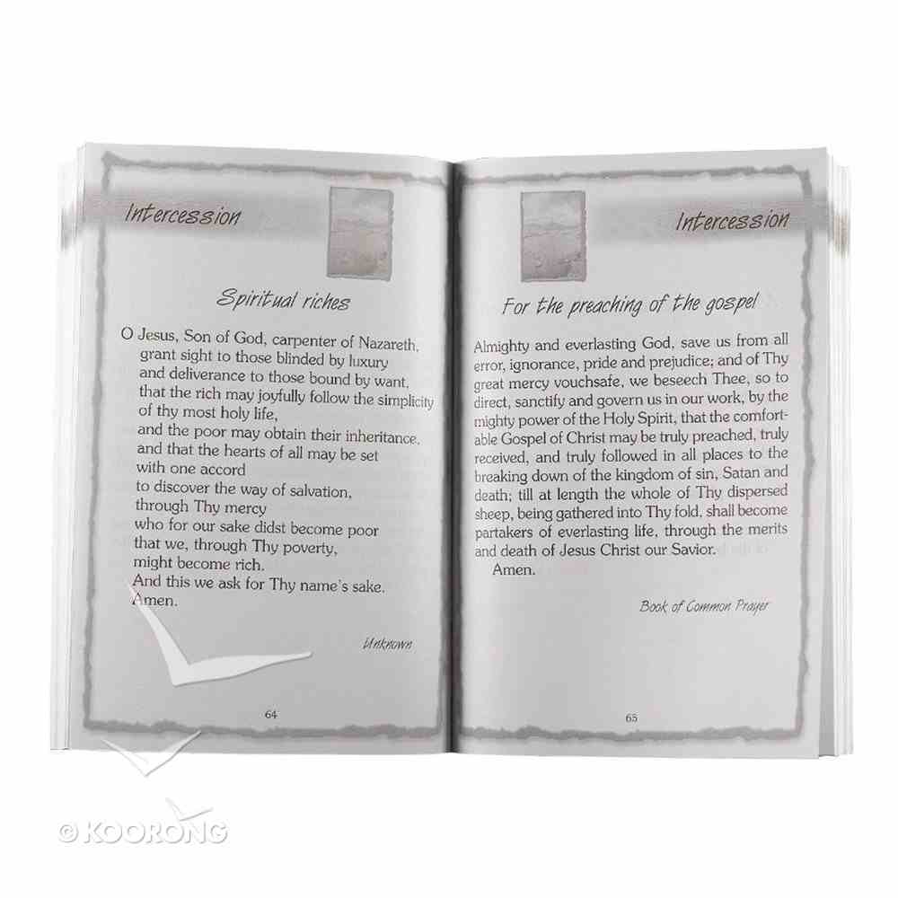 My Little Book of Prayers Paperback