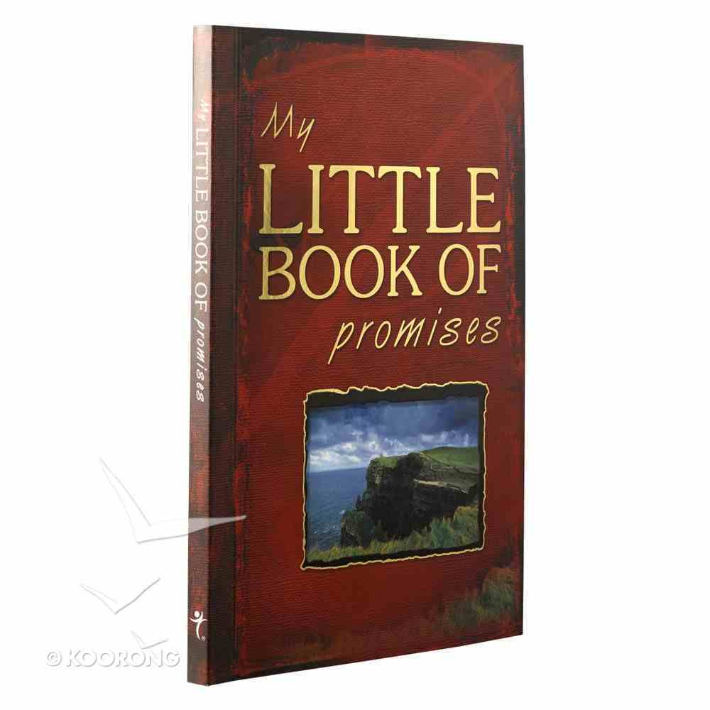 My Little Book of Promises Paperback