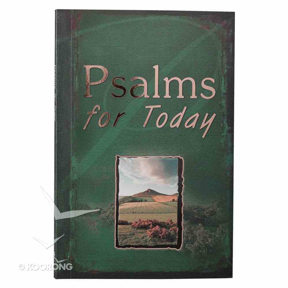 Psalms For Today Paperback