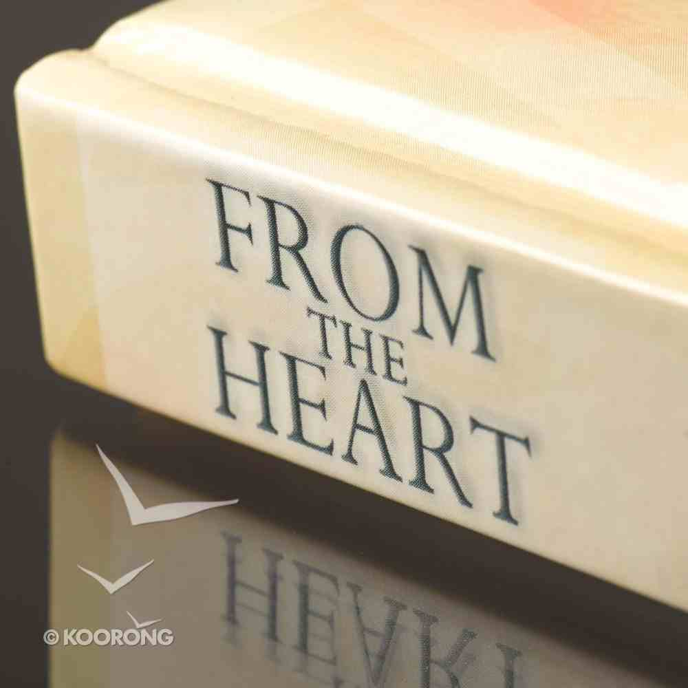 One Minute Devotions: From the Heart Hardback