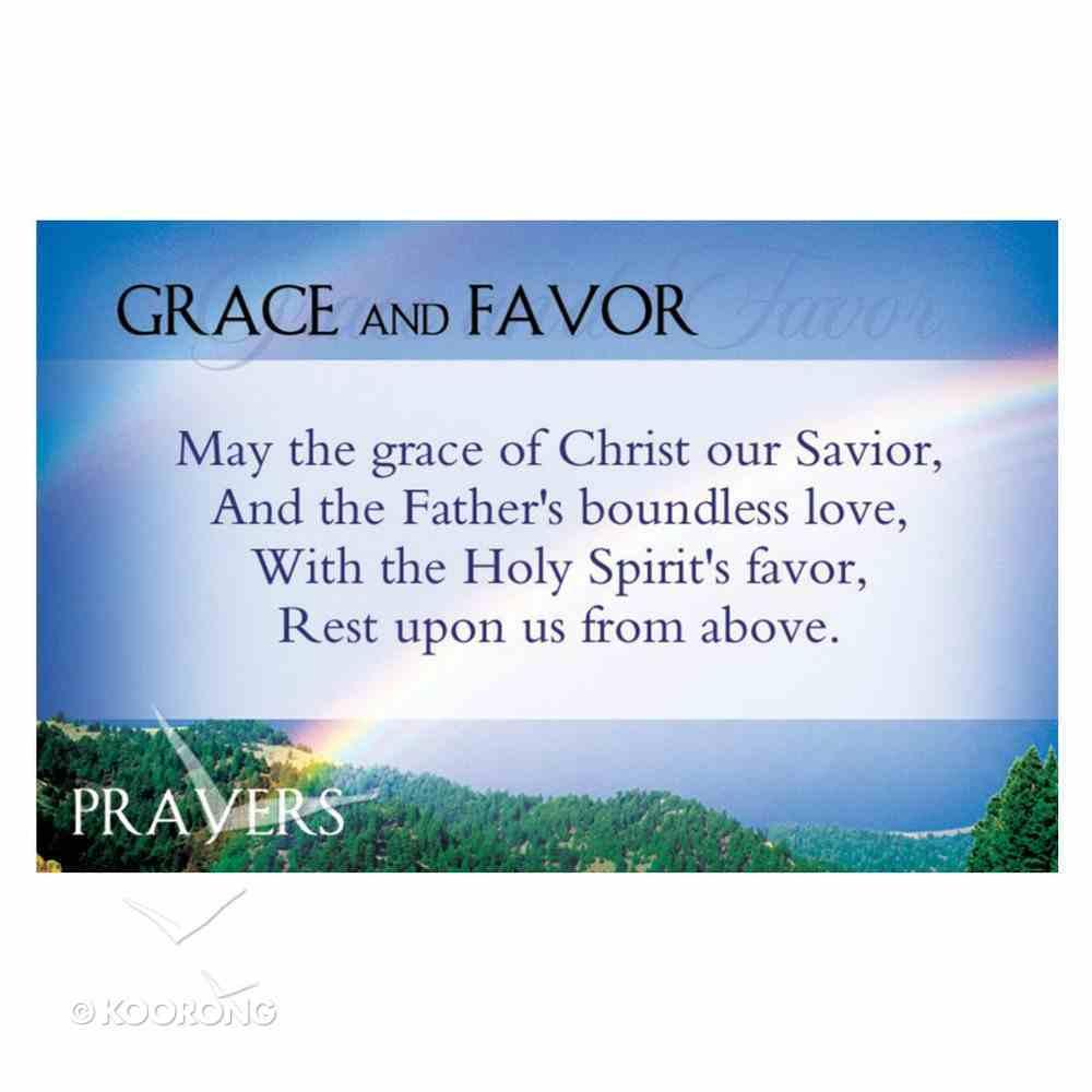Faithbuilders: Prayers Cards