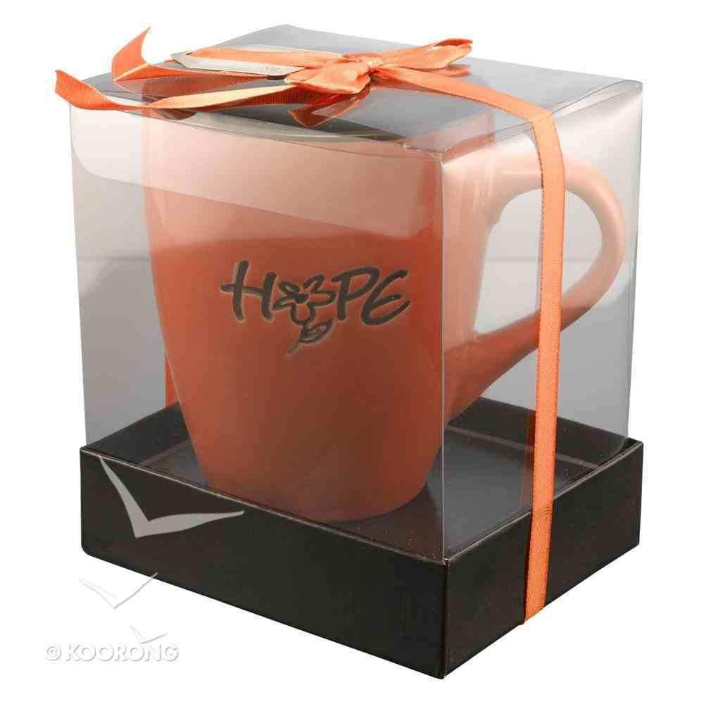 Mug: Hope Orange Homeware
