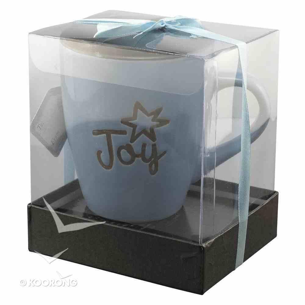 Mug: Joy Blue Homeware