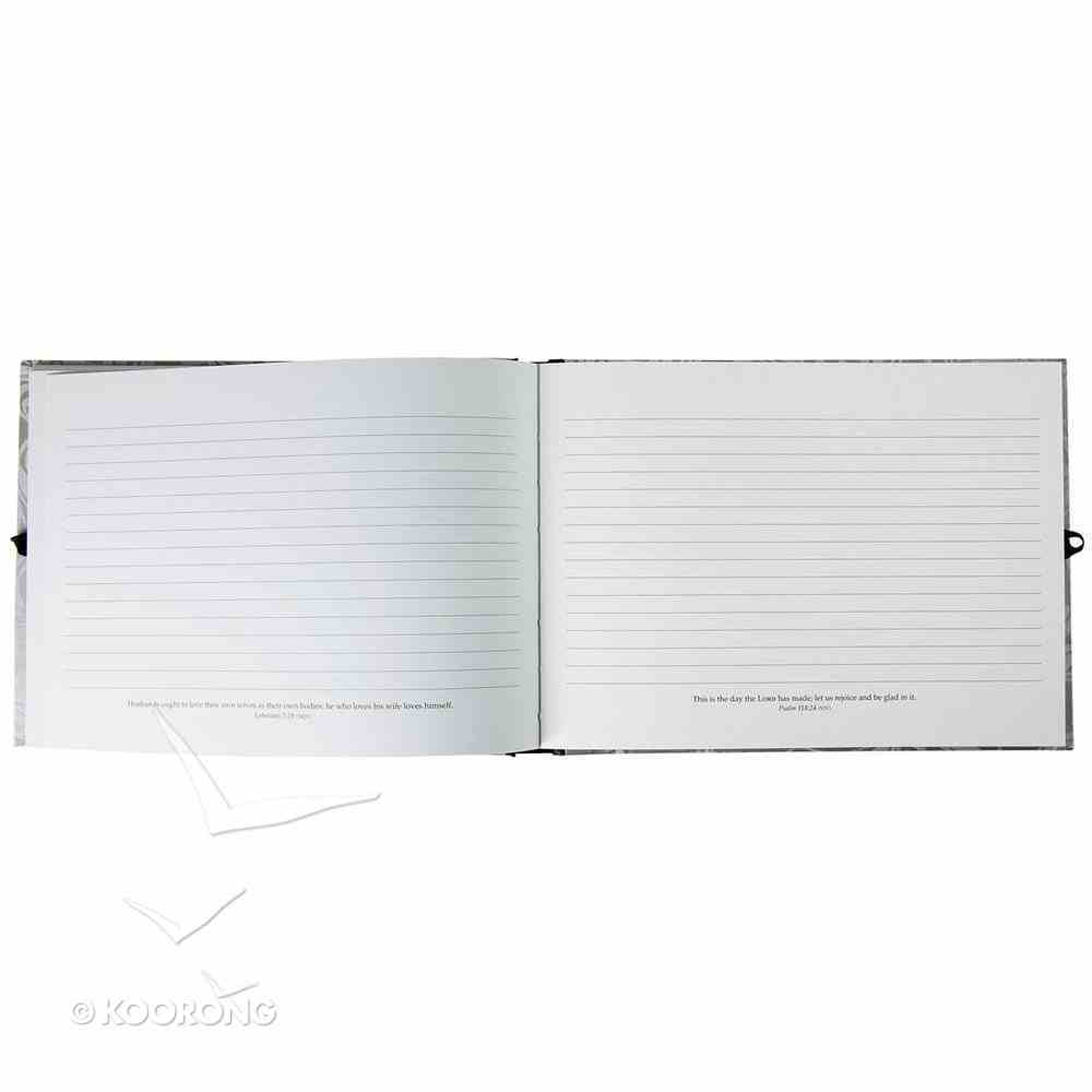 Guest Book: Our Wedding (Velvet Finish On Cover) Stationery