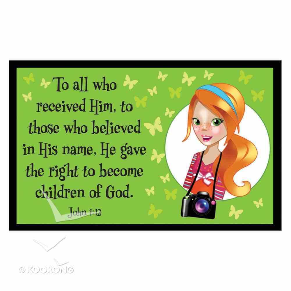 Faithbuilders: Prayers For Little Miss Grace Cards