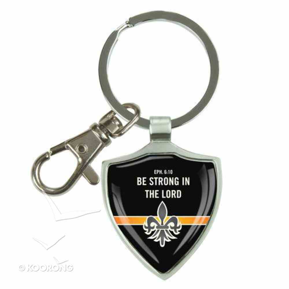Witness Gear Keyring: Be Strong Jewellery