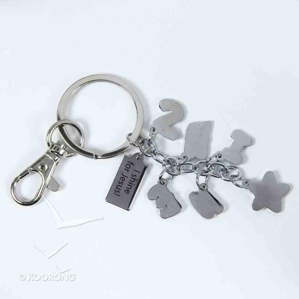 Laedee Bugg Charm Keyring: Shine! Jewellery