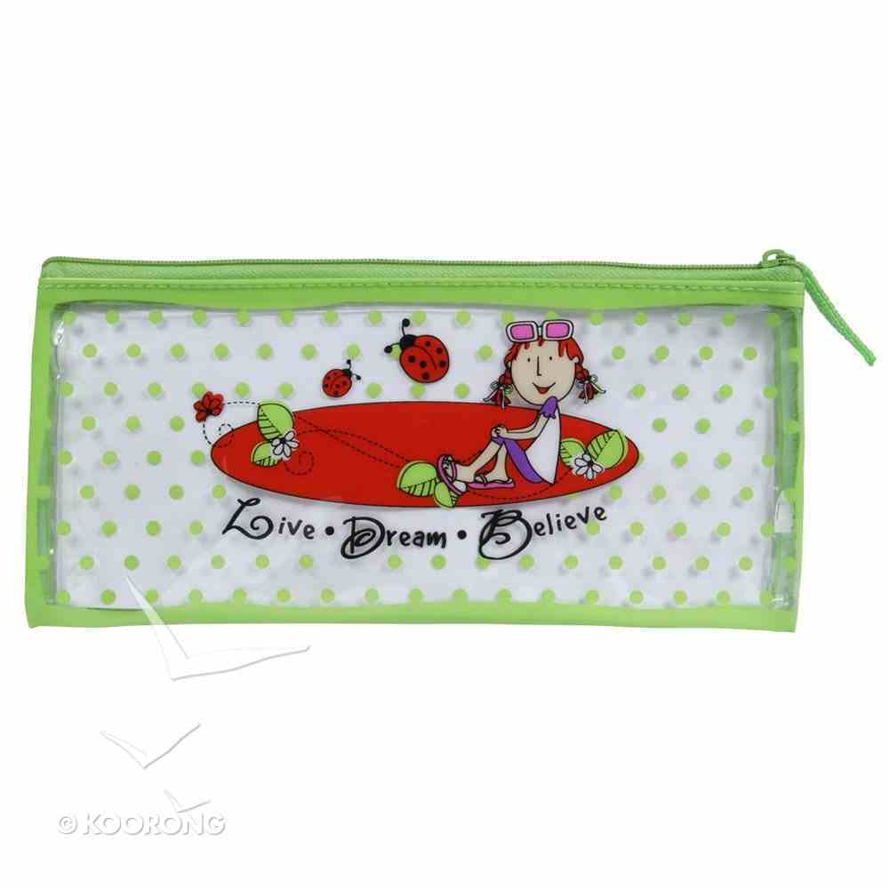 Pencil Case: Rejoice in the Lord Stationery