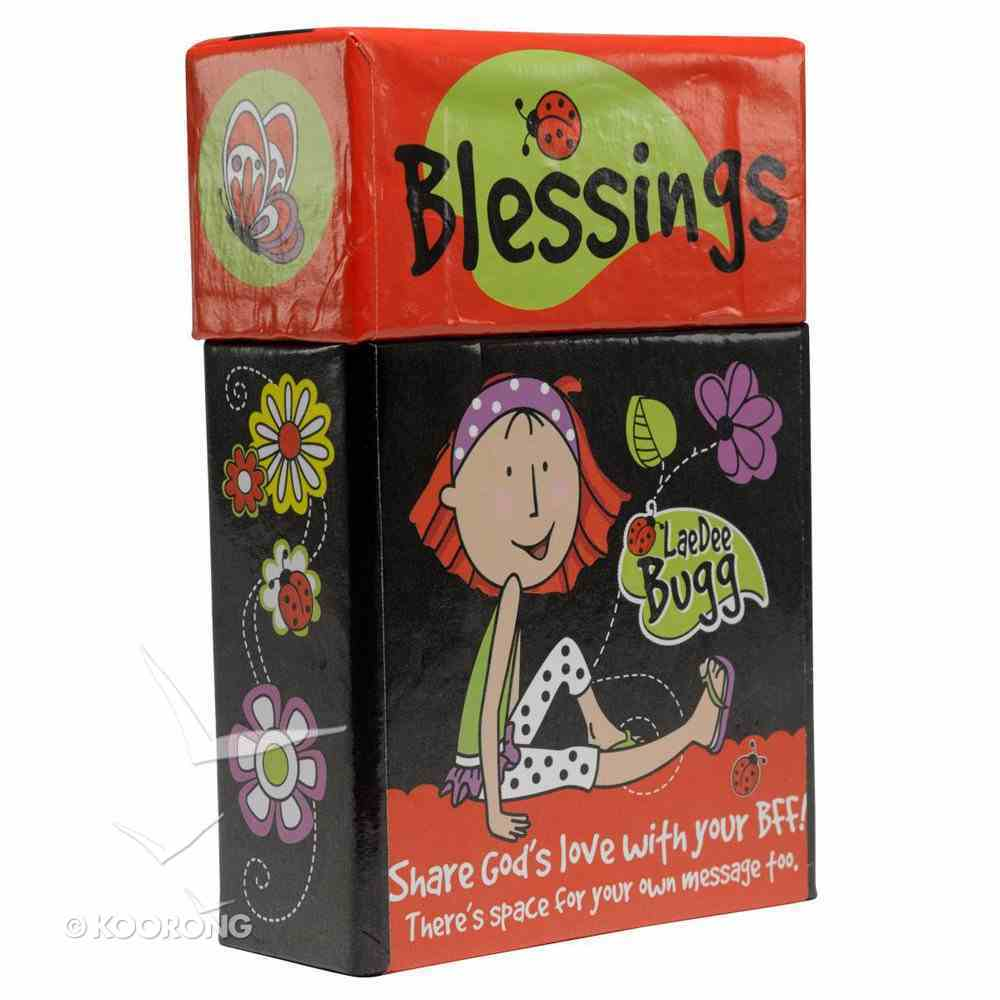 Box of Blessings: Blessing For Laedee Bug Box