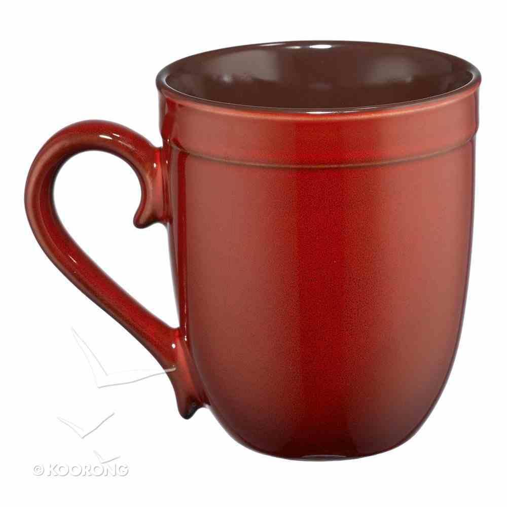 Mug: Faith, Red Homeware