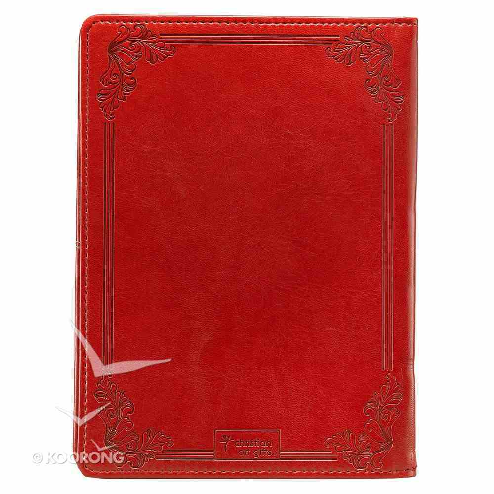 E-Reader Cover With Elastic Band Closure: I Know the Plans Red Jer 29:11 General Gift