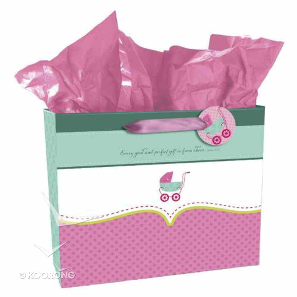 Gift Bag Large: Every Good and Perfect Gift Landscape (Incl Tissue) Stationery