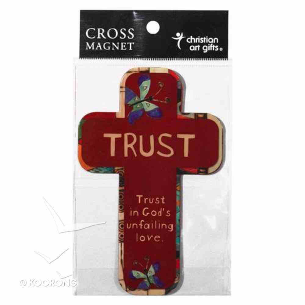 Cross Magnet: Trust Novelty