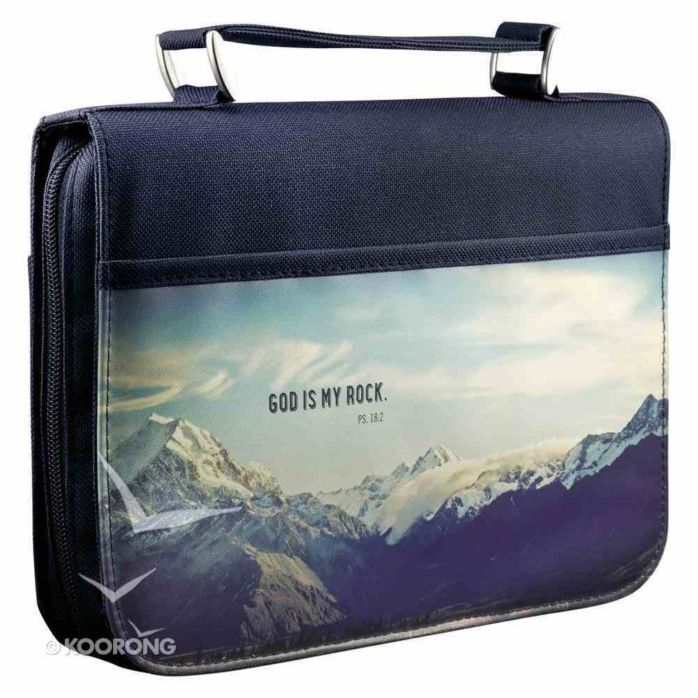 Bible Cover Classic Micro-Fiber: Mountains Large Bible Cover