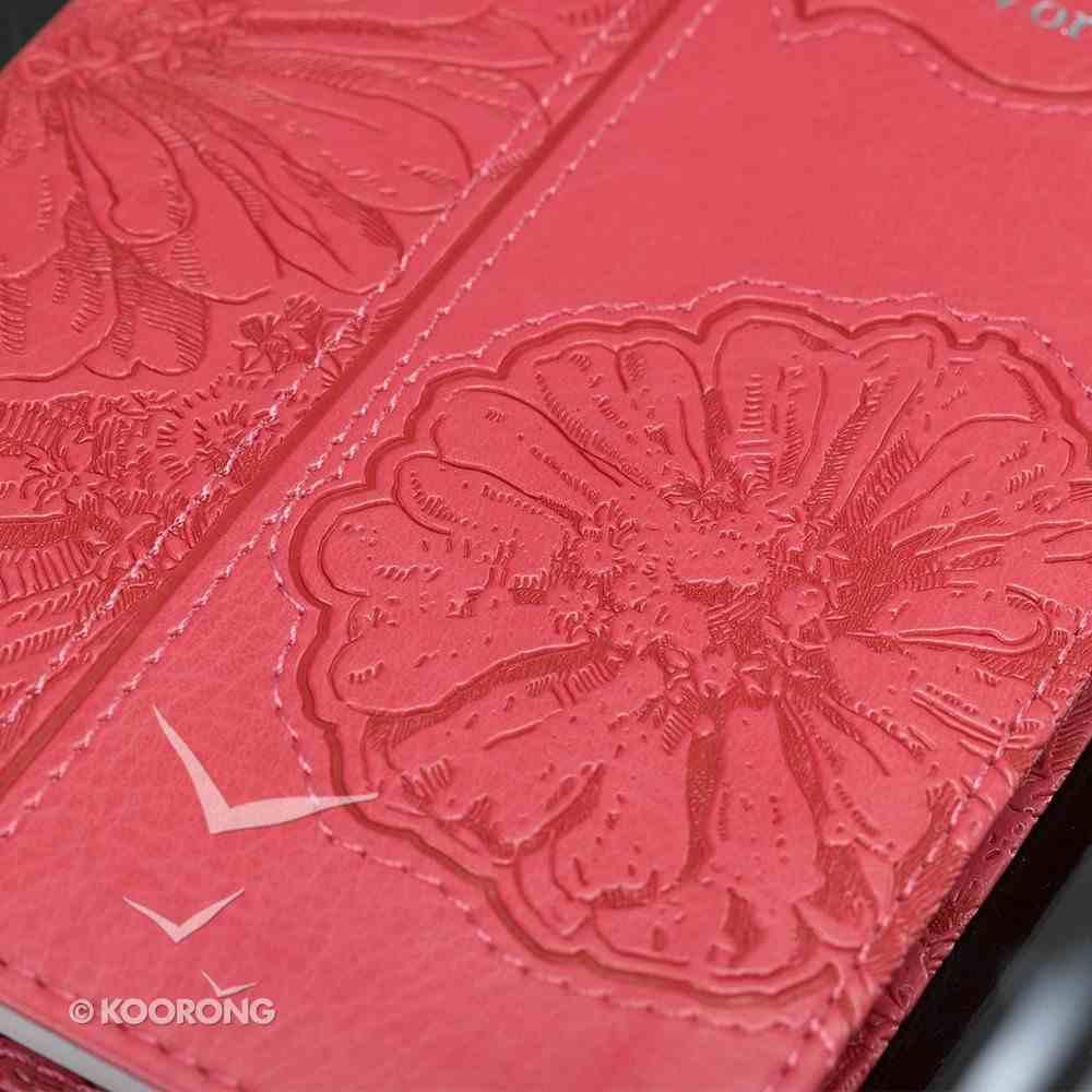 Promises From God's Word Pink Luxleather (Niv, Nlt, Esv And Nkjv) Imitation Leather