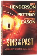 3in1: Sins of the Past - a Romantic Suspense Novella Collection Paperback