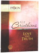 Tpt Passion Translation: 1st & 2nd Corinthians - Love And Truth image
