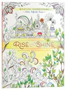 Adult Coloring Book: Majestic Expressions: Rise And Shine image