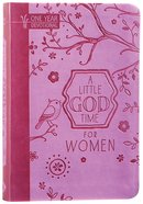 One Year Devotional: Little God Time For Women, A image