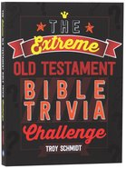 Extreme Old Testament Bible Trivia Challenge, The image