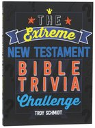 Extreme New Testament Bible Trivia Challenge, The image