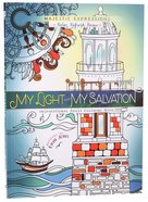 Adult Coloring Book: My Light & My Salvation image