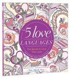 Adult Coloring Book: 5 Love Languages, The (Majestic Expressions) image