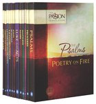 Tpt 12in1: Passion Translation - Encounter The Heart Of God (12 Vols)