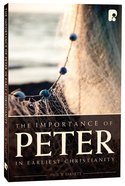 Importance Of Peter In Early Christianity, The image