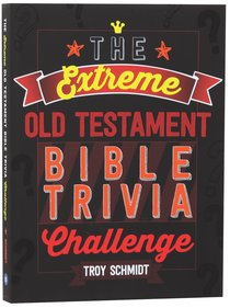 Product: Extreme Old Testament Bible Trivia Challenge, The Image