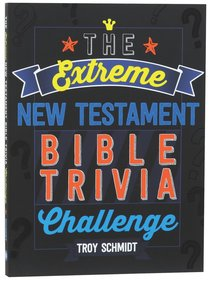 Product: Extreme New Testament Bible Trivia Challenge, The Image