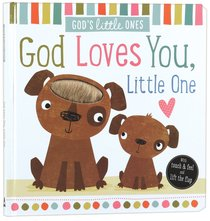 Product: God's Little Ones: God Loves You, Little One Image