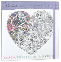Product: Adult Coloring Book: God's Love Endures Forever Image