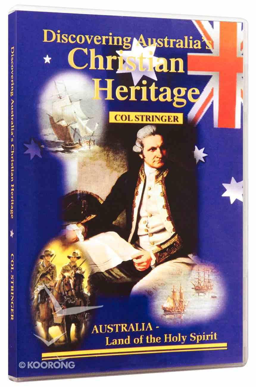 Discovering Australia's Christian Heritage DVD