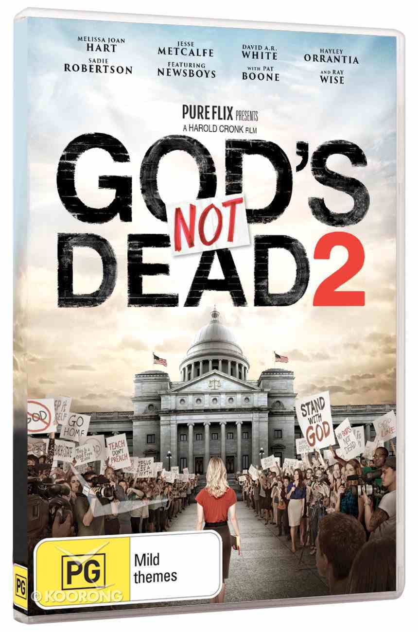Scr God's Not Dead 2 Screening Licence Large (500+ People) Digital Licence