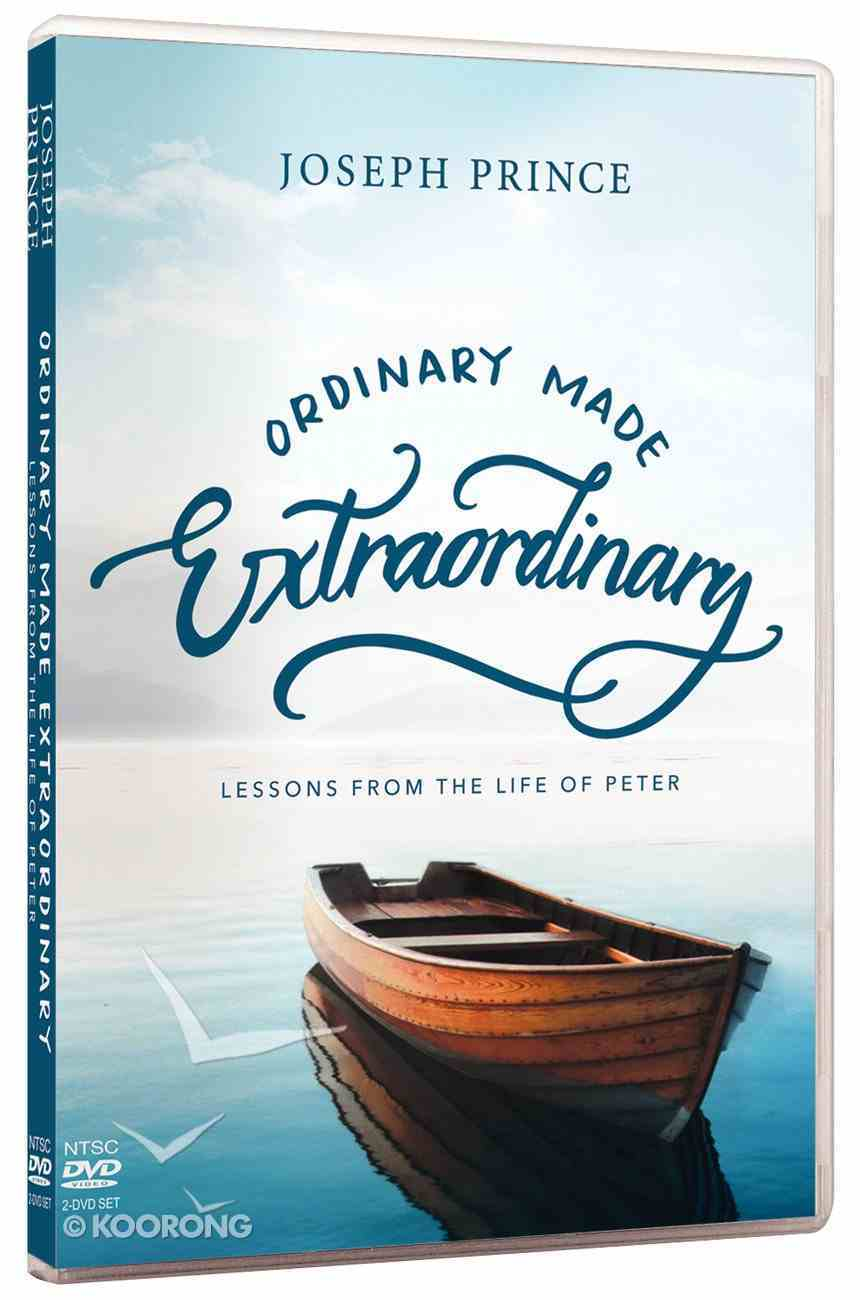 Ordinary Made Extraordinary: Lessons From the Life of Peter DVD