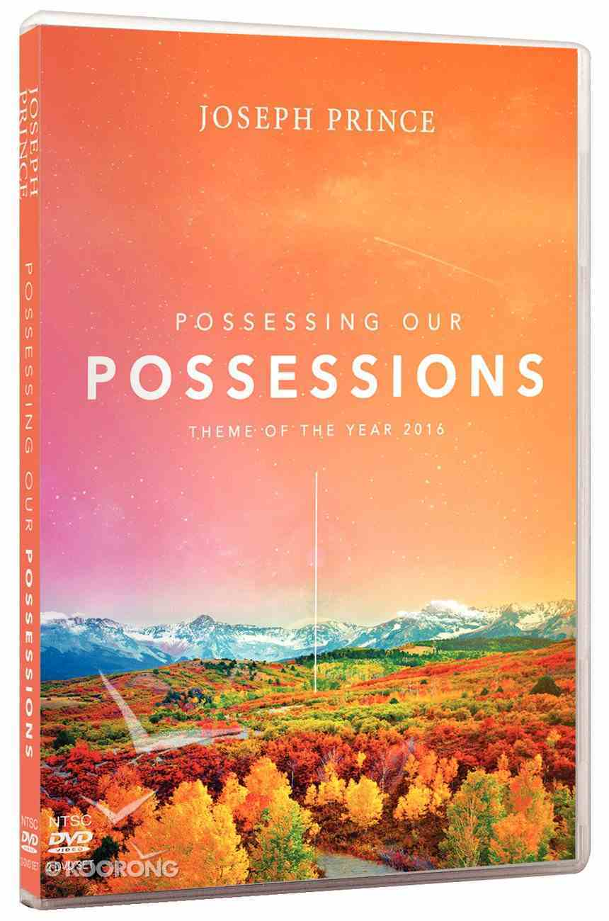 Possessing Our Possessions (2 Dvd) DVD