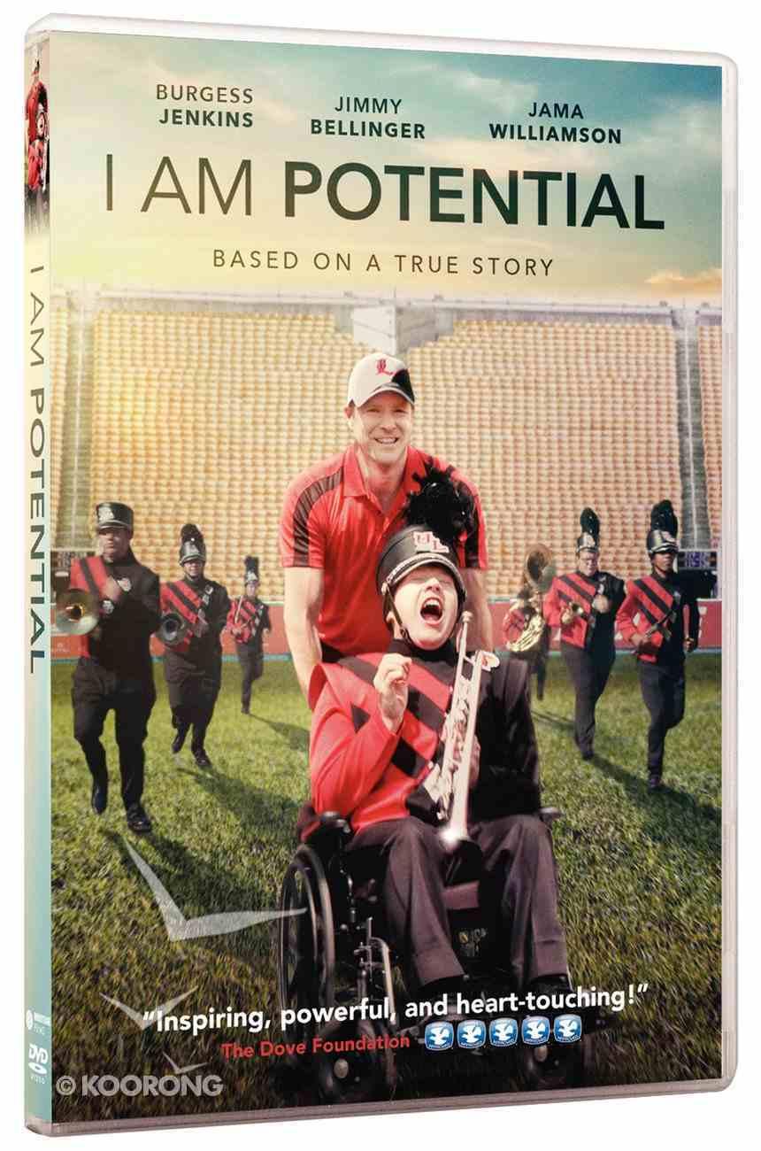 I Am Potential DVD